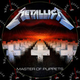Наклейка Metallica 3