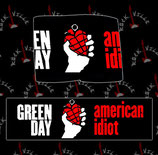 Напульсник Green Day