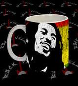 Кружка Bob Marley 2