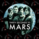 Значок 30 Seconds To Mars 9