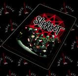 Обложка на паспорт Slipknot 2