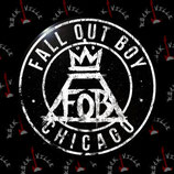 Значок Fall Out Boy 11
