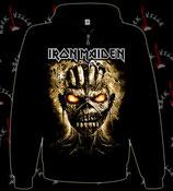 Толстовка на молнии Iron Maiden