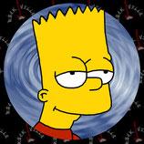 Наклейка Simpsons 2