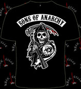 Футболка Sons Of Anarchy