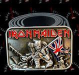 Ремень Iron Maiden 3