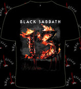 Футболка Black Sabbath 1