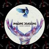 Значок Imagine Dragons 3