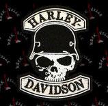 Нашивка Harley Davidson 1