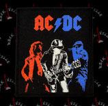 Нашивка катаная AC/DC 2