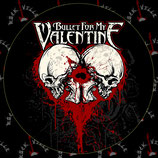Наклейка Bullet For My Valentine