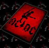 Обложка на паспорт AC/DC