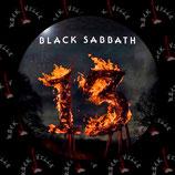 Значок Black Sabbath 4