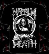 Футболка Napalm Death 1