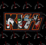 Нашивка Kiss 1