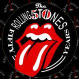Наклейка Rolling Stones 3