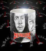 Кружка Metallica 12