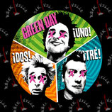 Значок Green Day 12