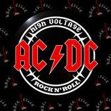 Значок AC/DC 12