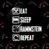 Значок Rammstein 14