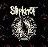 Нашивка катаная Slipknot 1
