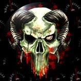 Значок большой Skull