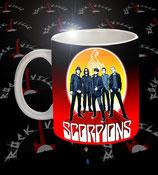 Кружка Scorpions 5