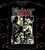 Футболка Slipknot 10