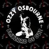 Значок Ozzy Osbourne 4
