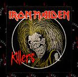 Нашивка Iron Maiden 3