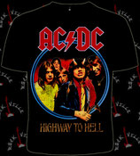Футболка AC/DC 7