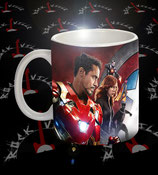 Кружка Captain America