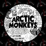 Значок Arctic Monkeys 5