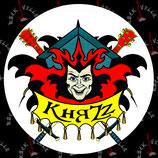 Наклейка КняZZ