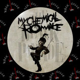 Значок My Chemical Romance 4