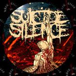 Значок большой Suicide Silence 1