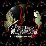 Значок Bullet For My Valentine 1