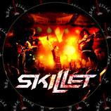 Наклейка Skillet 3