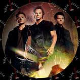 Наклейка Supernatural 1