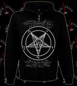 Толстовка на молнии Pentagram (Satan's Crew)