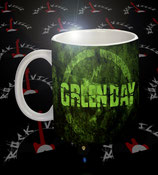 Кружка Green Day 4