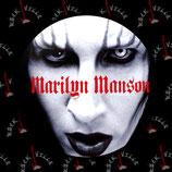 Значок Marilyn Manson 6