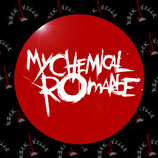 Значок My Chemical Romance 17