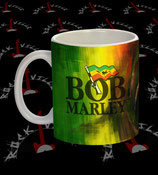 Кружка Bob Marley 1