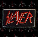 Термонашивка Slayer