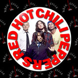 Значок Red Hot Chili Peppers 1