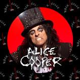 Значок Alice Cooper 2
