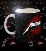 Кружка Metallica 7