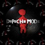 Значок Depeche Mode 6