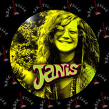 Значок Janis Joplin